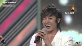 [ENG SUBBED] 120714 Alexander on The Sheng Siong Show + Oh! Baby in Singapore