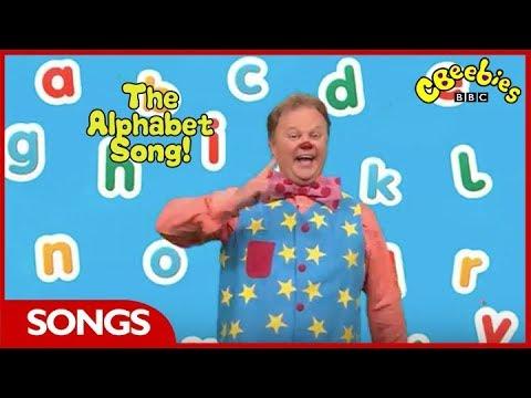 CBeebies | Mr Tumble's Alphabet Song