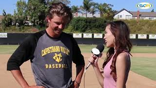 Top Recruit | OF Brady Kasper - Capistrano Valley Baseball