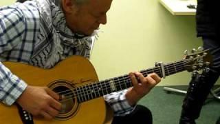 Tommy Emmanuel - Halfway home (lesson)
