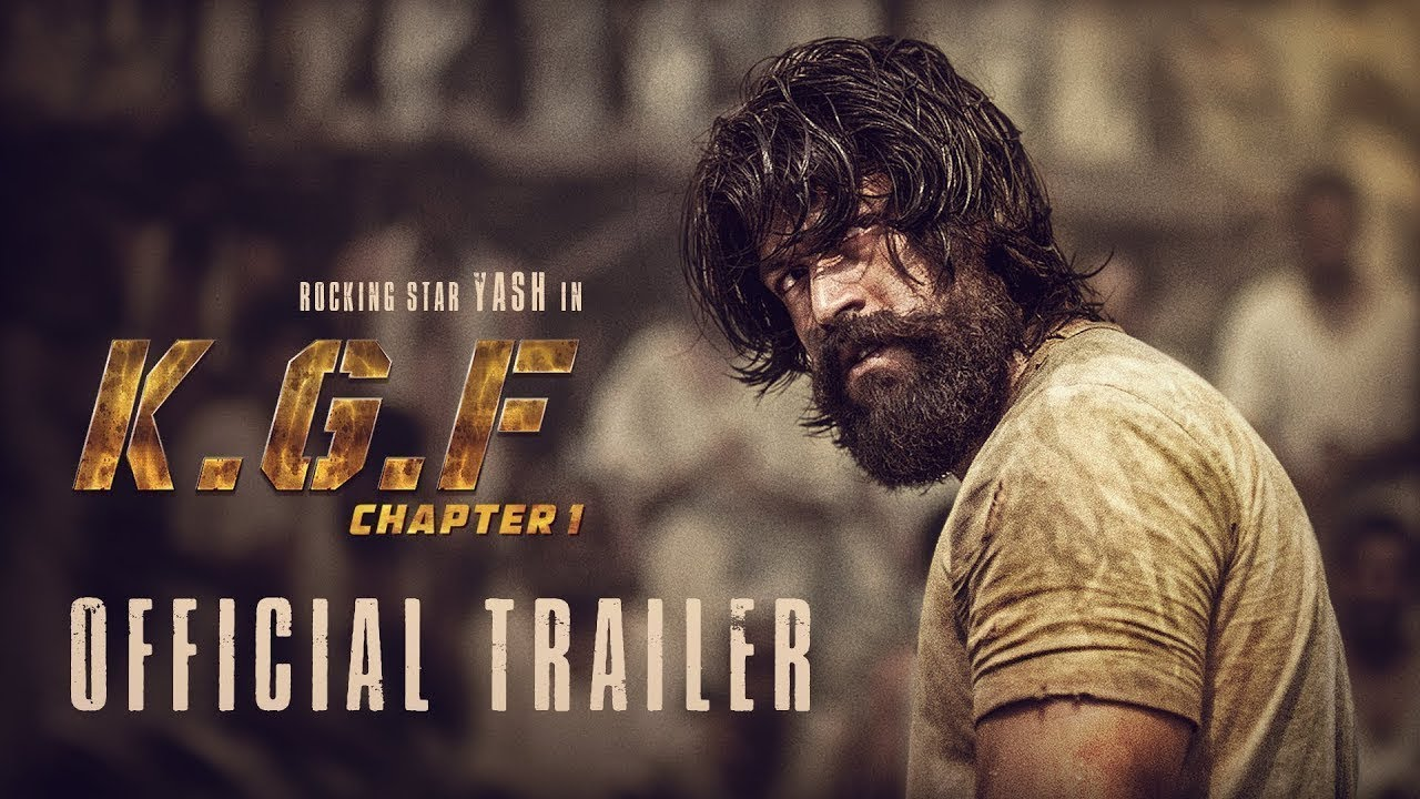 Kgf Movie Trailer Yash Srinidhi Shetty Prashanth Neel Fan