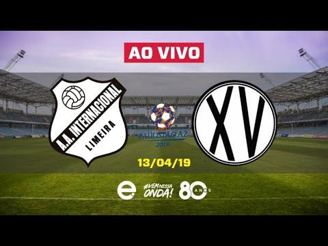 Inter de Limeira X XV de Piracicaba AO VIVO | Paulista A2 | 13-04-2019