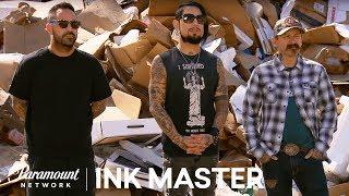 Flash Challenge Preview: One Man's Trash - Ink Master, Season 7