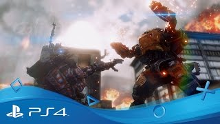 Titanfall 2 | Angel City Gameplay Trailer | PS4