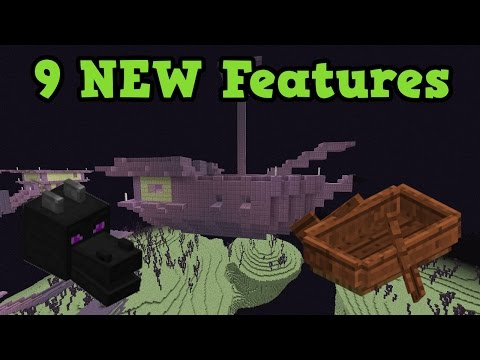 minecraft Xbox 360 / PS3 1.9 / TU40 - 9 NEW Features Coming