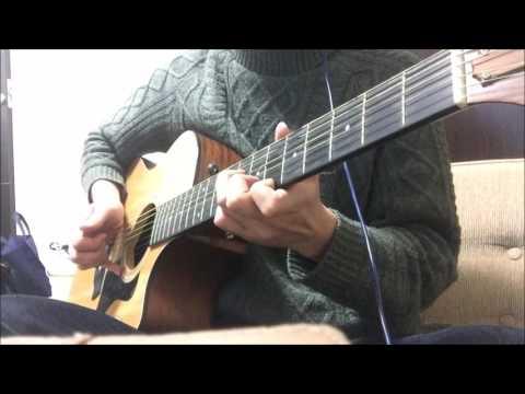 bohemian voodoo/Adria blue ギター弾いてみたけど超むずかった。 (guitar cover copy)