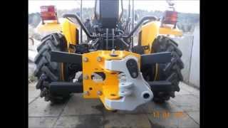 Ciągnik Sam 4x4
