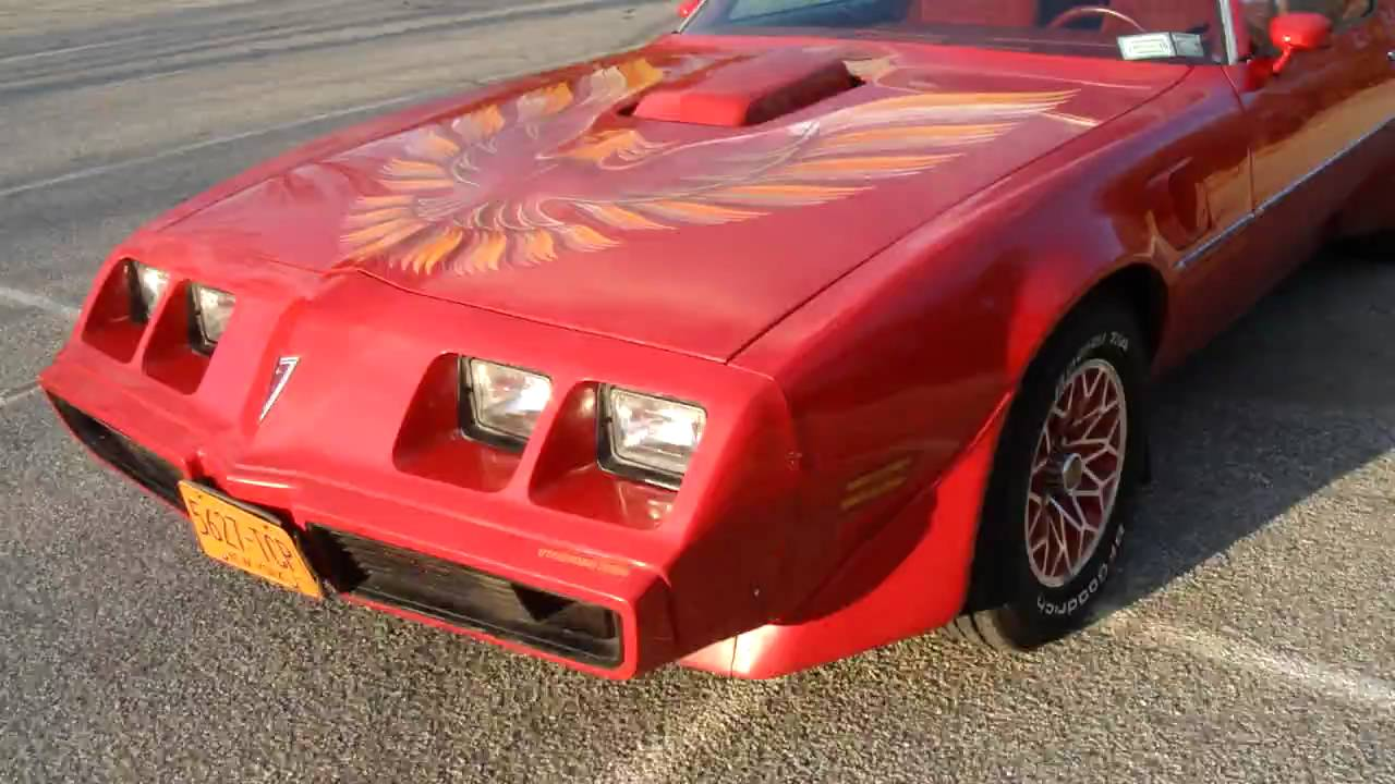 1979 Trans Am >> Mayan Red 1979 Trans Am - YouTube