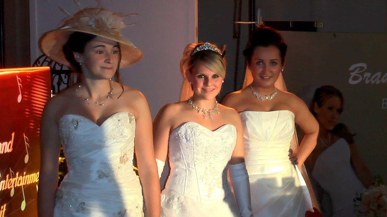 Brautmodenschau bei der 4 Kissinger Hochzeits Nacht 2011