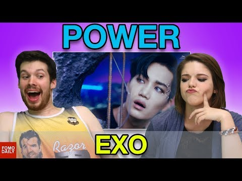 EXO POWER • Fomo Daily Reacts