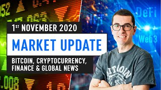 Bitcoin, Ethereum, DeFi & Global Finance News – November 1st 2020