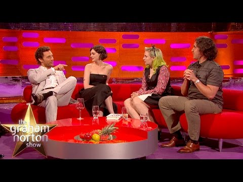 Micky Flanagan and Matthew McConaughey Talk About Micky's Wife's Monkey Feet