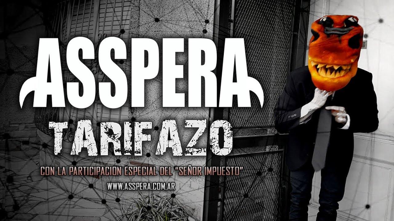 ASSPERA - TARIFAZO - VIDEO OFICIAL (2017)