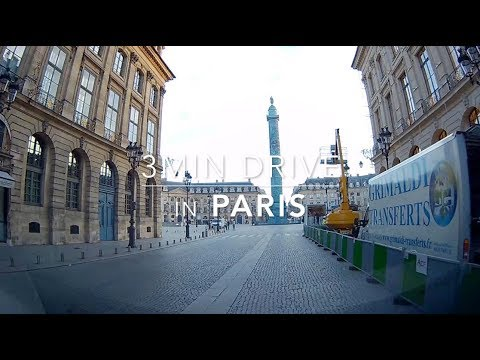 3min Drive in Paris HD 1080p 028 2017Sept.