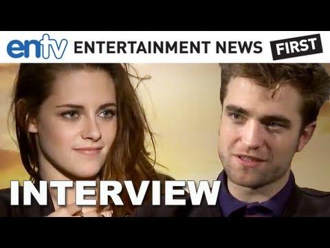 Breaking Dawn Part 2 Interview: Robert Pattinson & Kristen Stewart Talk Obsession & Getting Fired