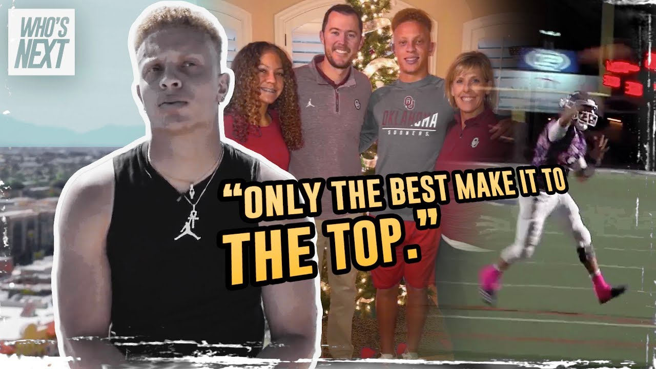 I M Here To Stay On Top 1 Qb Spencer Rattler Is Following Baker Kyler S Footsteps At Oklahoma Youtube