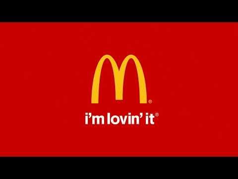 McDonald's Ident 2016 - YouTube