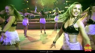 Stockholm Salsa Dance Mambo Ladies - Salsakryssning 2019