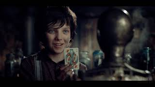 Hugo (2011) is a beautiful film.i've just messed around with it bit and here you goenjoy