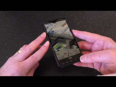 HTC HD2 Hard Reset / Remove Password