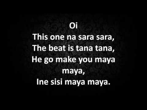 Mama Africa- Bracket- Lyrics on screen