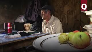 Пожилой крымский татарин нуждается в помощи