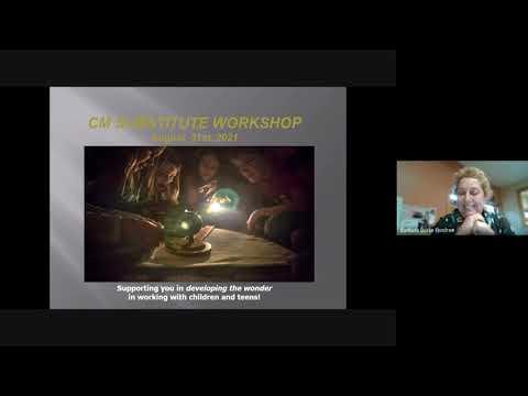 Parent Volunteer and Sub Workshop 21-22