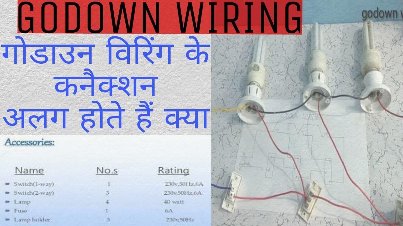 medium resolution of go down wiring wiring diagrams house wiring circuits diagram godown wiring ckt diagram