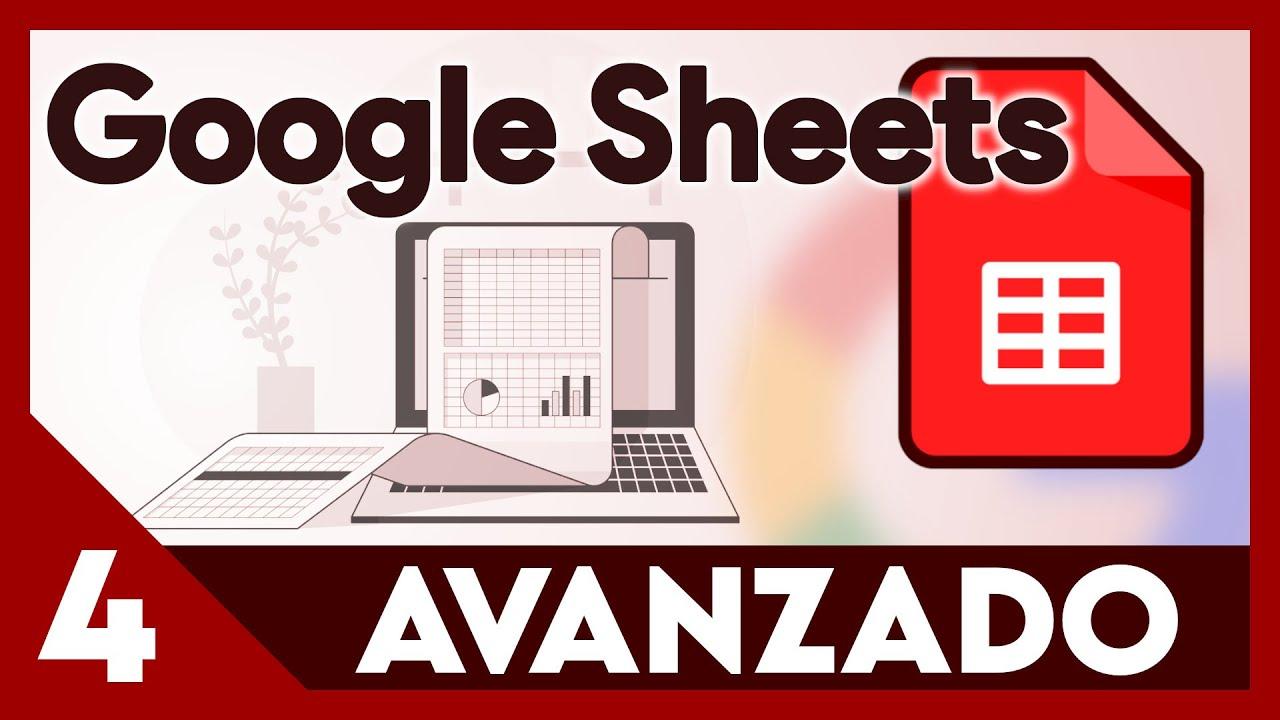 📊 Curso Google Sheets Avanzado ✅ Crear Barras de progreso