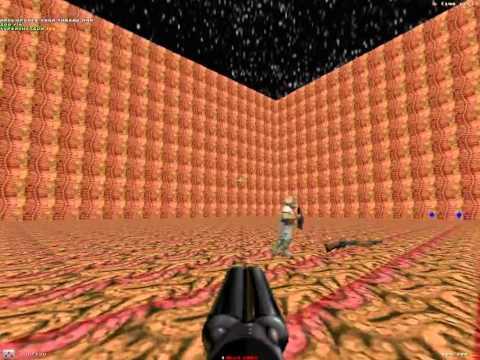 Let's Play Doom Mods : shsdhjdhas.wad Coop