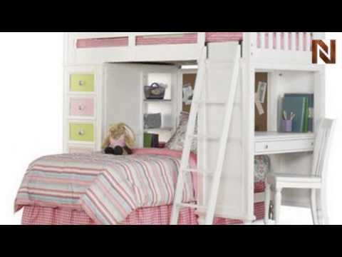 Ski Pawsitively Yours Youth Complete Loft Bed 6341 84 85 86 87 88