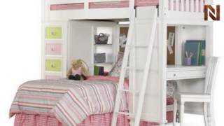 Pulaski Pawsitively Yours Youth Complete Loft Bed 6341+84+85+86+87+88