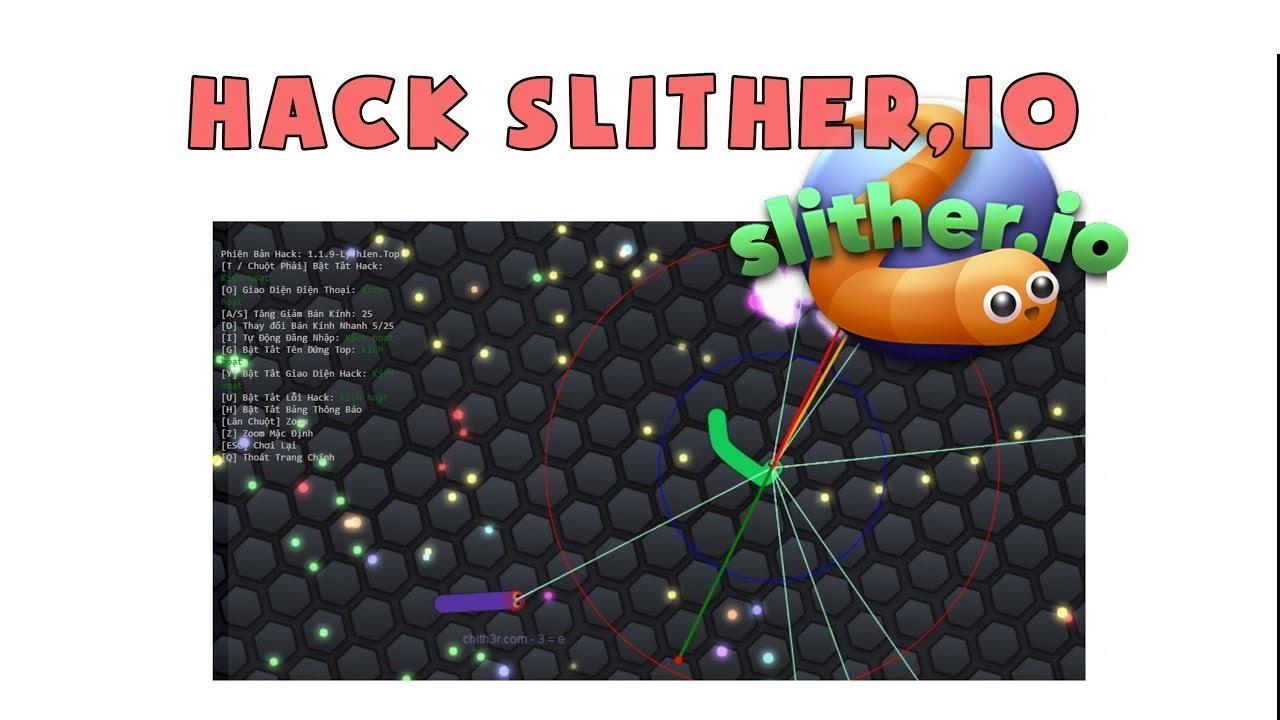 Hướng dẫn hack slither-io – Hack Điểm… Nguồn: Kênh Tổng Hợp 24H [HD].