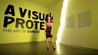 The Art of Banksy. A Visual Protest al MUDEC - Museo delle Culture di Milano