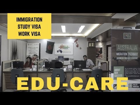 Introducing edu-care migration & education services Dhaka, BD Office