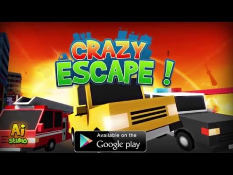 Crazy Escape Awesome Chase