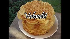 Villa&Vispilä- Vohvelit