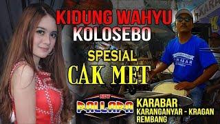 Download KIDUNG WAHYU KOLOSEBO - GARAPAN CAK MET NEW PALLAPA - IRENE GHEA - Live KARABAR