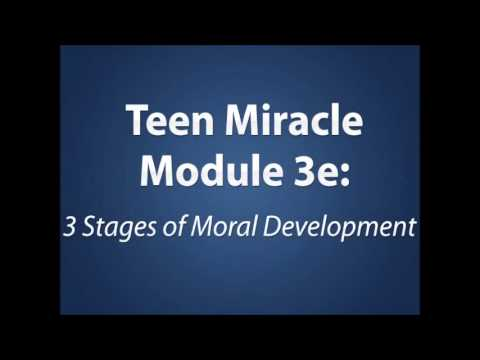 Teen Miracle Module 3 Overview Establishing Family Rules
