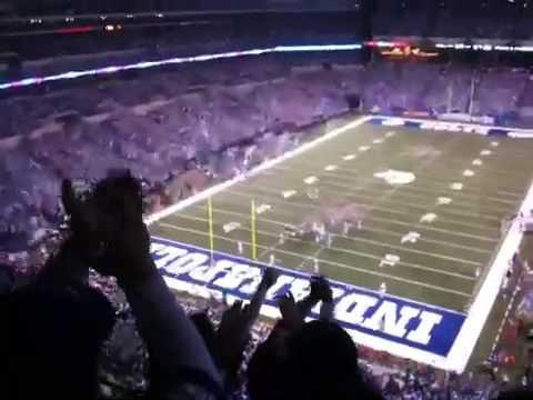 AFC Championship - Colts vs. Jets - Dallas Clark Touchdown
