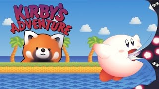 Kirby's Adventure -  Grape Garden Orchestra