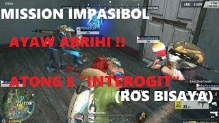 """MISSION IMPASIBOL""  JUST ANOTHER FUN GAME (ROS BISAYA)"