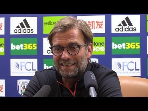 West Brom 0-1 Liverpool - Jurgen Klopp Full Post Match Press Conference