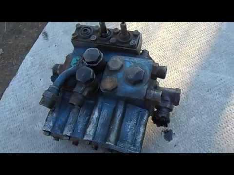 ремонт гидрораспределителя Р-80