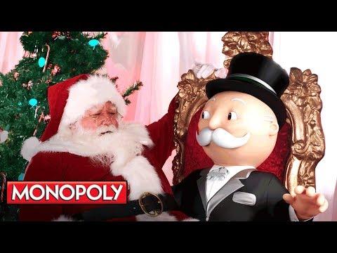&39;Monopoly Ultimate Banking&39; Christmas Teaser - Hasbro Gaming