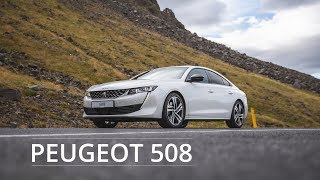 Peugeot 508 Fastback Saloon | A lion on the loose