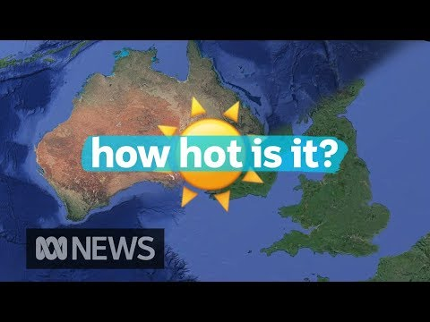 Why 25 degrees really is hot in the UK   Did You Know?