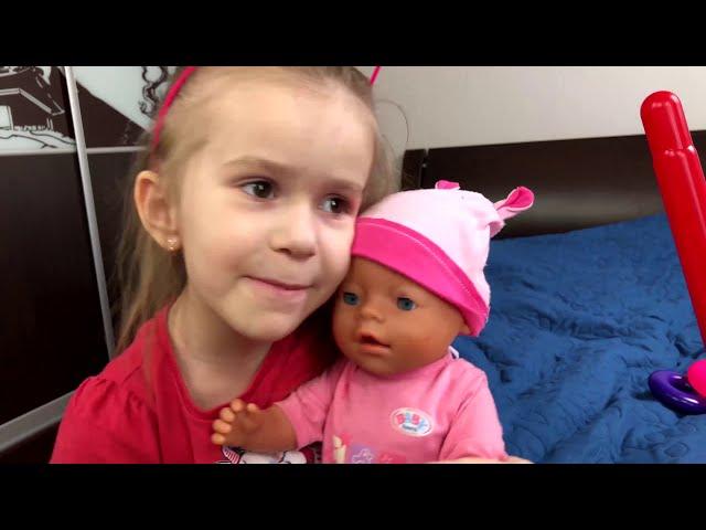 Sleeping kids and BABY ANDREW Video for Kids Joy Joy Lika