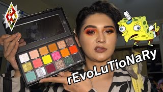 TOO HONEST Shane Dawson x Jeffree Star Conspiracy palette Review/Tutorial | also the chapstick...