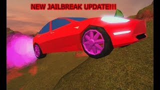 ROBLOX JAILBREAK UPDATE - ROCKET FUEL, SNOWMAN GLITCH REMOVED BINOCULARS Y BACK TO SNOW!!